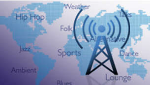 Internet radio to enjoy the world of online radio channels