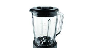 高品質玻璃壺,最大容量達 2 公升 (食物可達 1.5 公升)