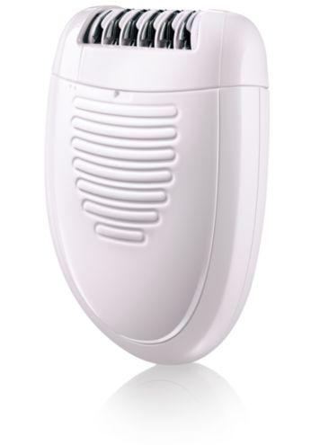 Profiled, ergonomic grip for comfortable handling