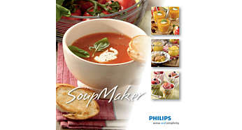 Incluye un libro que le ofrece inspiradoras recetas