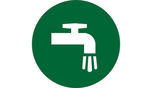 Gemakkelijk schoonmaken