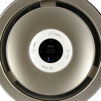 W trybie snu nawilżacz działa z włączonym minimalnym oświetleniem