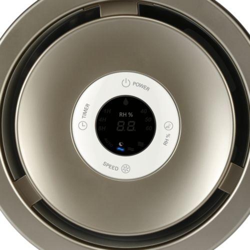 Spánkový režim, kdy zvlhčovač běží při minimu rozsvícených kontrolek