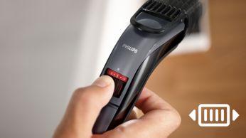 Precisión de 0,5 mm