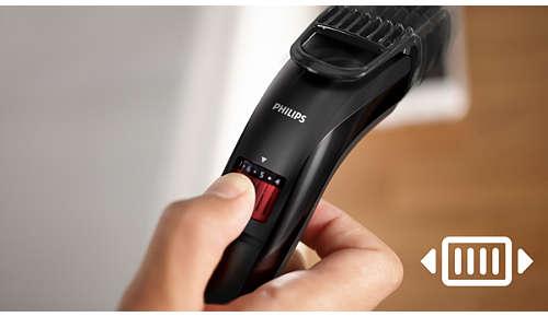 Precisión de 0,5mm