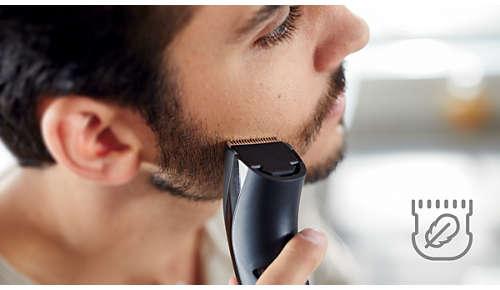 Puntas redondeadas y suaves con la piel para contacto directo