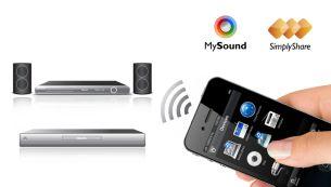 Muutke oma nutitelefon Philipsi audio-videotoodete puldiks