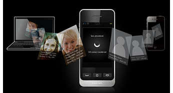 Transferir contactos do seu telemóvel, computador ou Google