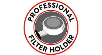 Professional heavy filter holder