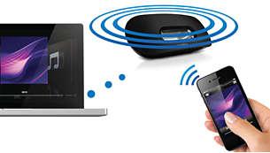 Technologie de diffusion de la musique sans fil AirPlay