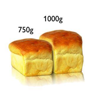 Можете да изпечете два размера хляб до цял 1 кг