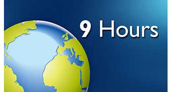 Наслаждайтесь работой в Интернете до 9часов