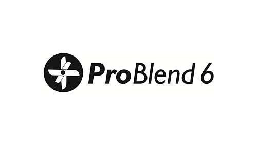 Cuchilla de 6 hojas ProBlend para batir y cortar de manera eficaz