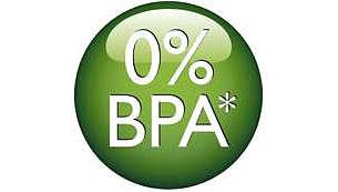 إن أقراص منع التسرّب من Philips Avent خالية من مادة BPA