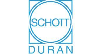 Стекло SCHOTT DURAN® (производится в Германии) идеально подходит для кипячения