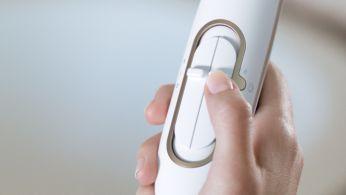 Seis posiciones flexibles de velocidad y temperatura para un control completo
