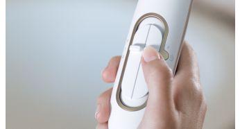 Six réglages de vitesse et de température flexibles pour un contrôle total
