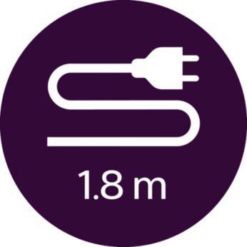 Захранващ кабел 1,8 м