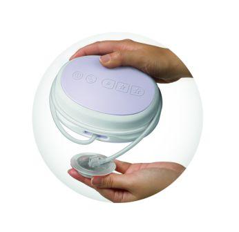 Design compact şi uşor, include o geantă de călătorie utilă
