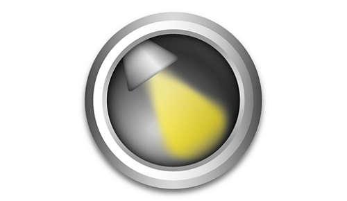 Perfekt spridningsvinkel för punktbelysning