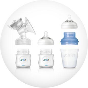 Compatible con otros productos de alimentación de Philips Avent