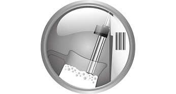 Barista Pannarello für manuelle Milchaufschäumung