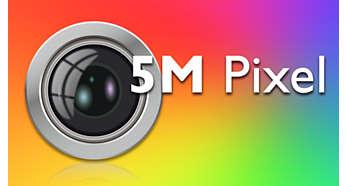 Aparat fotograficzny 5megapikseli