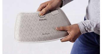 Hoher Tragekomfort dank elastischer Rückenbänder