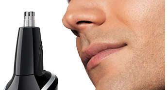 Recortador para la nariz: quitá cómodamente vellos no deseados