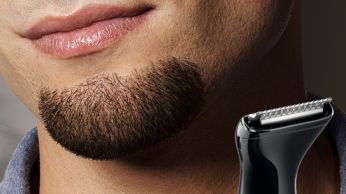 Precision 21mm trimmer helps fine-tune details, and perfect