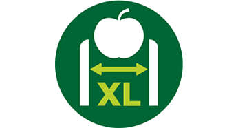 XL-Einfüllöffnung (75mm)