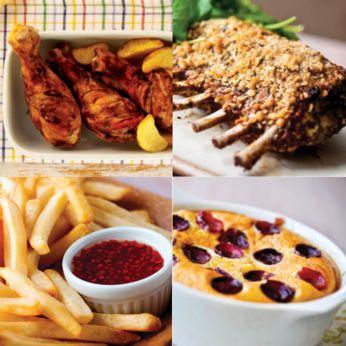 Dengan Airfryer Anda bisa menggoreng, memanggang & memasak seperti di oven