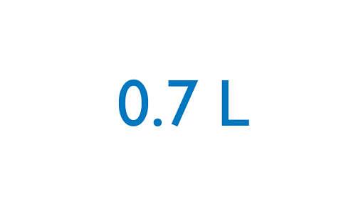 Large 0.7-l bowl