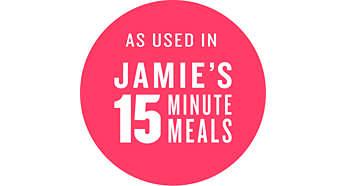 Αποκλειστικές συνταγές του Jamie Oliver για έμπνευση