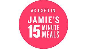 Receitas exclusivas de Jamie Oliver para inspirar