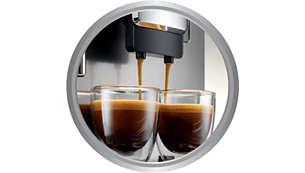 Mantém o sabor do café durante mais tempo