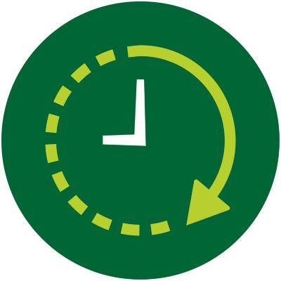 Удобный таймер отсрочки старта до 24 ч.