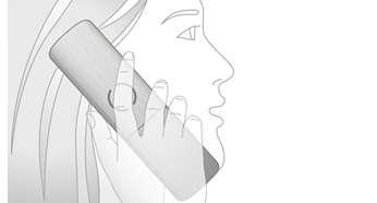 Strukturierte Rückseite für rutschfesten Griff