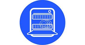 Accesorios aptos para lavavajillas