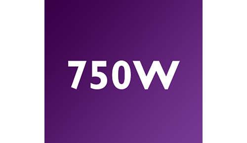 Leistungsstarker 750W Motor