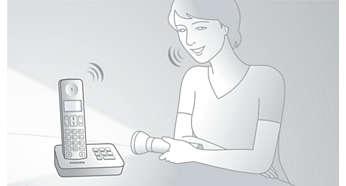 Режим резервного питания позволяет пользоваться телефоном при отключении электричества