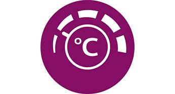 Control de temperatura fácil