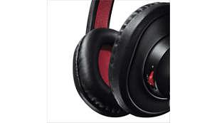 有了蓋耳式隔音耳墊,音樂就是你專屬的