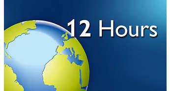 Время работы в сети Интернет до 12 часов
