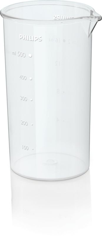 Copo da varinha graduado de 0,5L