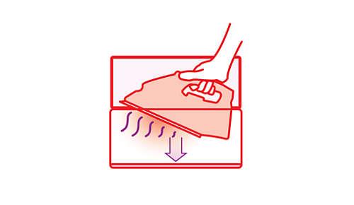 Caja de almacenamiento resistente al calor para un almacenamiento fácil