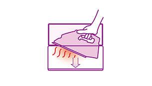 Caixa de arrumação resistente ao calor para arrumar facilmente