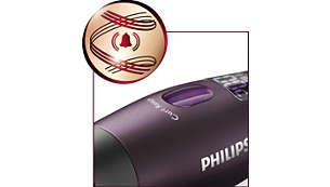 Le bip sonore exclusif vous prévient lorsque votre boucle est prête.