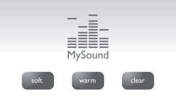 MySound-profiel dat bij u past