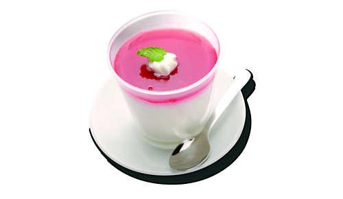 Recipient de iaurt inclus